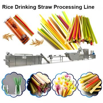 Milk,Juice Flexible Drinking Straw Extruder, Plastic Tube Extruder
