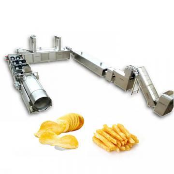 Industrial Food Potato Chips Making Dehydrator Machine