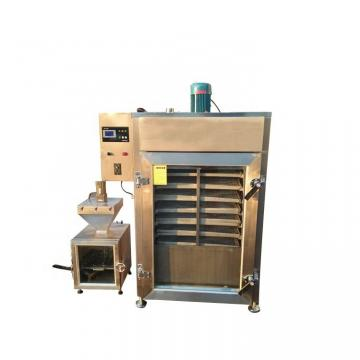 High Efficient Commercial Meat Sausage Smokehouse Fish Smoking Machine