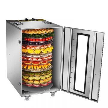 Vegetables and Fruits Dehydration Drying Machine in Food Industry
