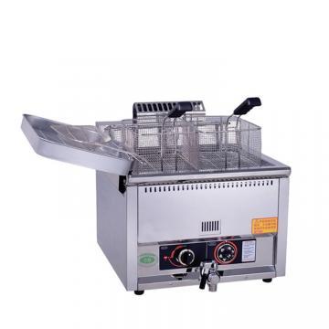 Deep Fryer Automatic Basket Lift/Industrial Gas Fryer/Propane Deep Fryer