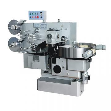 150kg Center Filled Chocolate Toffee Candy Depositing Making Machine with Pillow Flow Packing Machine